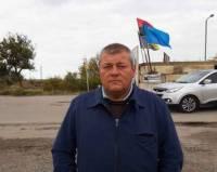 «Азов» утверждает, что на границе с Крымом задержал милиционера-предателя
