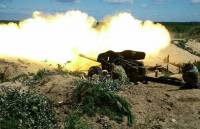 Боевики ДНР обещают отвести от линии фронта 15 арторудий «Рапира»