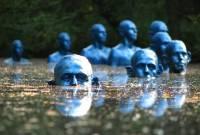 Аргентинский художник показал проблему глобального потепления так, что наглядней не придумаешь