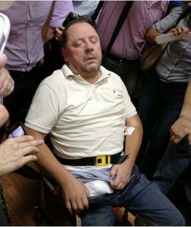"""""""Вчера у меня болела голова"""", - Безъязыков заявил, что чувствует себя хорошо - Цензор.НЕТ 8933"""