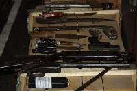 Жители Винницкой области принесли в милицию… около ста единиц оружия