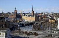 Мощный взрыв прогремел в центре Стокгольма