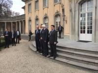 В Берлине началась встреча глав МИД «нормандской четверки»