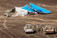 Российские источники упорно не хотят признавать взрыв на борту самолета, разбившегося над Египтом