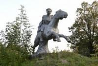 В Волновахе Чапаев стал обычным «казаком»