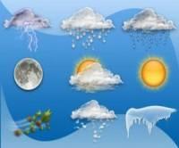 В Украине дожди косые да сильный ветер, но все еще достаточно тепло