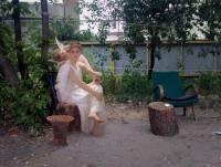 Художник решил еще раз показать, как бы выглядели герои классической живописи на улицах Киева