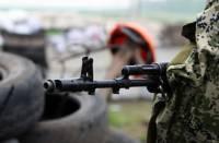Боевики пытались вытеснить силы АТО с занимаемых позиций