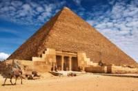 В пирамиде Хеопса обнаружены «температурные аномалии»