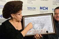 Украинский художник требует извинений от российского сенатора-плагиатора