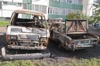 За две недели в оккупированном Симферополе сгорели 13 машин