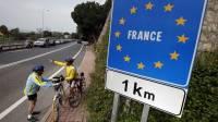 Франция вводит контроль на границах с соседними странами