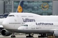 Немецкий авиаконцерн Lufthansa подвел итоги недельной забастовки: были отменены 4700 рейсов