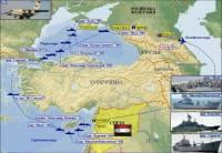 Россия покупает в Турции старые сухогрузы для использования их в Сирии /разведка/