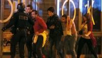Около ста человек погибли в парижском театре. Точное число жертв уточняется