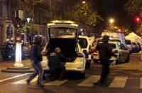 В пригороде Парижа найдена машина с оружием террористов /СМИ/