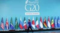 Саммит лидеров стран G20 открылся в Анталье