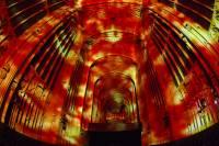 Художник устроил в Кембридже невероятное световое шоу, чтобы студентам было интереснее слушать профессоров