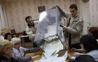 Последние данные по выборам мэров в ряде городов Украины