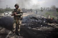 Боевики обстреливают позиции сил АТО на всех направлениях, самая сложная ситуация – под Донецком