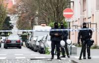 Мощный взрыв прогремел в зоне проведения полицейской спецоперации в Брюсселе