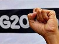 G20 дала понять, что отмена санкций России светит еще не скоро. Путин пожаловался, что об Украине там никто не забывает