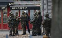 Под Парижем полиция ликвидировала смертницу с поясом шахида