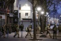 Боевики готовили еще одну серию терактов в Париже /СМИ/