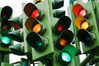 В Якутии за одну ночь украли сразу девять светофоров