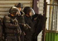 Французская полиция рапортует о завершении антитеррористического рейда