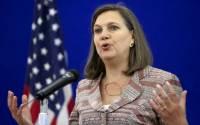 Нуланд призывает США не забывать об Украине на фоне борьбы с ИГ