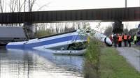 Во Франции поезд на скорости сошел с рельсов. Есть погибшие