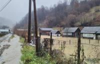 Около 40 домохозяйств остаются подтопленными на Закарпатье из-за сильных дождей