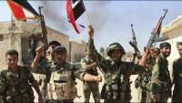 Сирийская армия отбила у ИГ два города /СМИ/