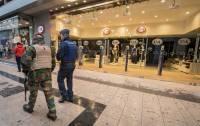 Антитеррористическая операция парализовала жизнь Брюсселя: метро не работает, кафе закрыты, дети не учатся