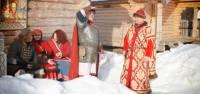 Зима стучится в ворота Древнего Киева. Готовьтесь