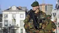 В Брюсселе на неделю продлен режим наивысшей опасности
