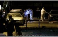 В центре Афин возле дворца греческого парламента прогремел взрыв