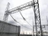Одна из опор, подающих электричество в Крым восстановлена. Но не подключена