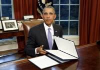 Обама подписал оборонный бюджет США, предусматривающий предоставление военной помощи Украине