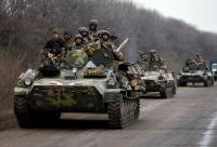 За последние сутки боевики 43 раза обстреляли украинские позиции