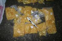 На Ровенщине спецслужбы изъяли рекордную партию янтаря на 20 млн грн