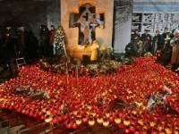 В Администрации Президента извинились перед теми, кто не смог почтить память погибших в голодоморах из-за свинства охраны