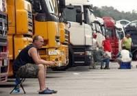 По поводу бунта дальнобойщиков в России