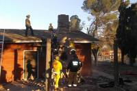 В США грабитель погиб, застряв в дымоходной трубе обчищенного им дома
