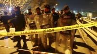 В Стамбуле на станции метро прогремел взрыв. Видео с места событий
