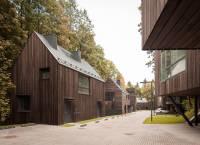 В Литве научились строить экодома