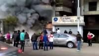 В Каире уволенный сотрудник ресторана забросал его коктейлями Молотова. Погибли 16 человек