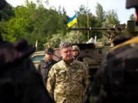 Порошенко представил к наградам 117 военнослужащих