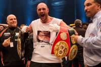 Дерзкий британец Фьюри пообещал уничтожить Кличко в ответном бою